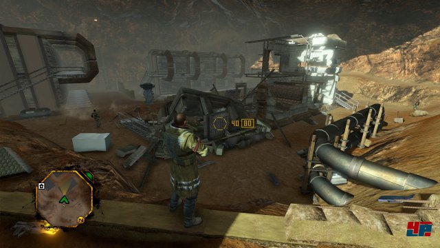 Screenshot - Red Faction: Guerrilla (PC) 92568721