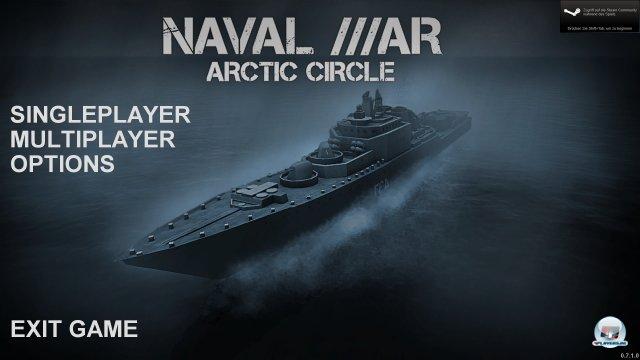 Man entweder NATO oder Russen nehmen, mit denen man den ganzen Krieg spielt.
