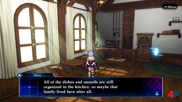 Screenshot - Death end re;Quest (Switch)