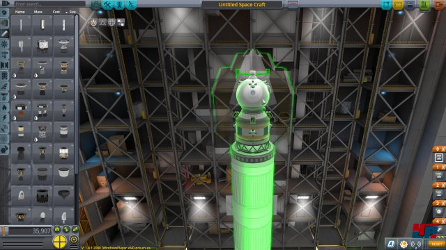Screenshot - Kerbal Space Program: Making History Expansion (PC)