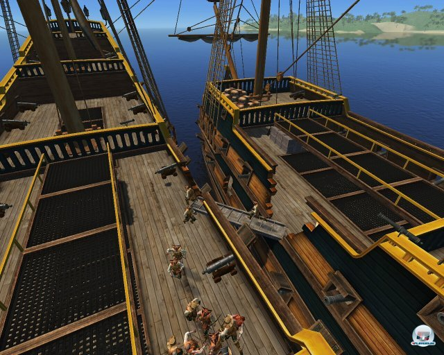 Screenshot - Caribbean! (PC)