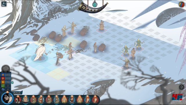 Screenshot - The Banner Saga 2 (PC) 92525026