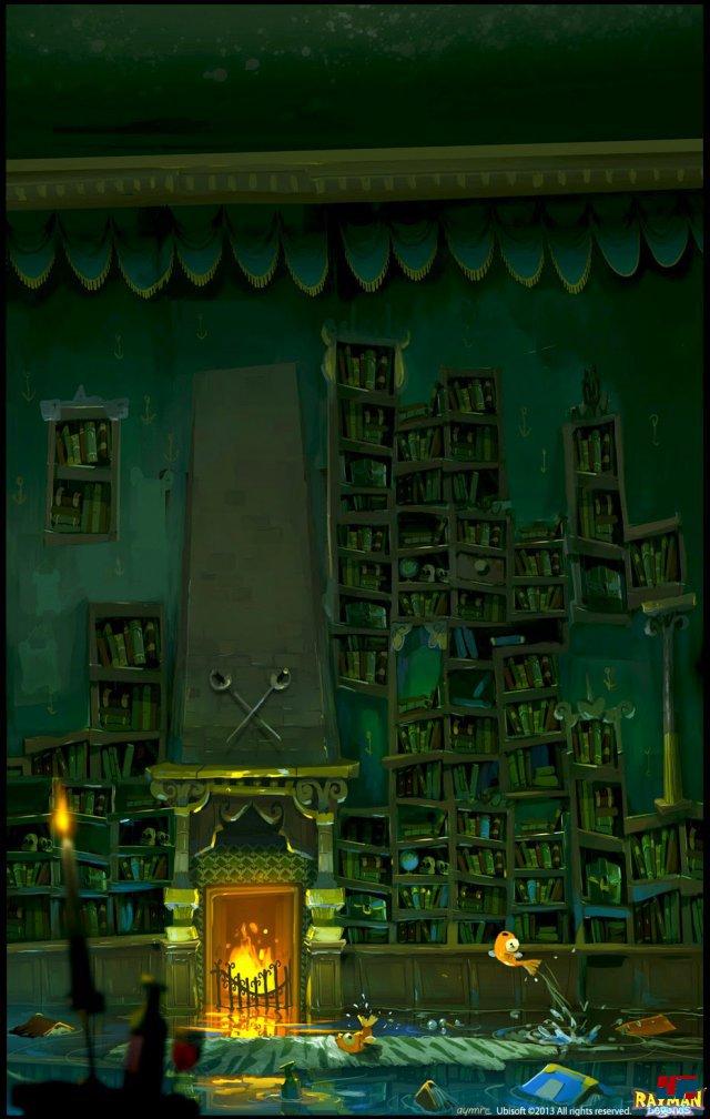Screenshot - Rayman Legends (PlayStation4) 92495395