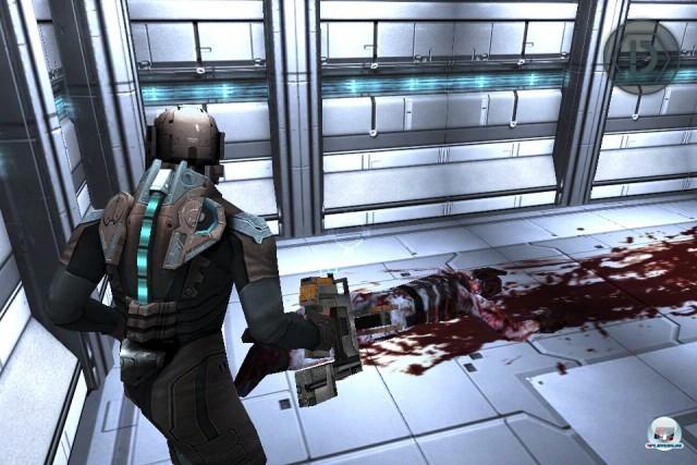 Screenshot - Dead Space (iPhone) 2220002