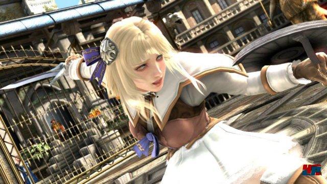 Screenshot - Soul Calibur: Lost Swords (PlayStation3) 92481712