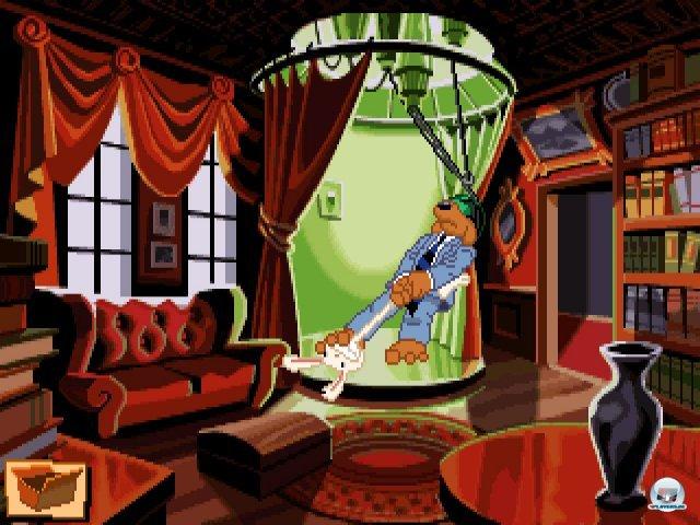 Screenshot - Sam & Max Hit the Road (PC) 92431852