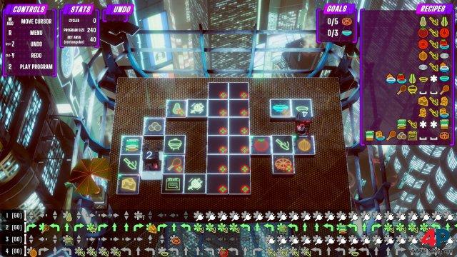 Screenshot - Neon Noodles - Cyberpunk Kitchen Automation (PC) 92601531
