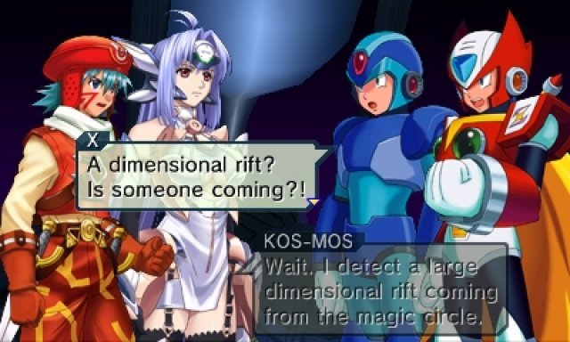 Screenshot - Project X Zone (3DS) 92463462