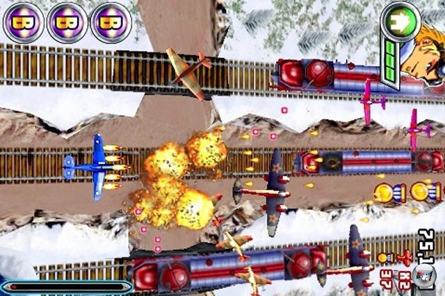 <b>Bester Shooter: Siberian Strike</b><br><br>Vertikal- und Horizontalshooter sind auf dem iGerät ein ganz heißes Eisen. Gehören sie doch zu den Spielen, die nicht nur auf eine präzise Kollisionsabfrage, sondern auch auf eine pixelgenaue Steuerung enormen Wert legen! Siberian Strike meistert beide Hürden mit Bravour und liefert dazu noch eine tolle Präsentation und eine umfangreiche Kampagne! Das Bild habe ich übrigens um 90° gekippt. Um die Übersicht zu wahren und euch zu verwirren.<br><br>Ebenfalls empfehlenswert: Sky Force Reloaded, Solar Quest, Space X, Space Deadbeef, Sky Thunder, iFighter, iDracula<br><br> 1950738
