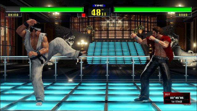 Screenshot - Virtua Fighter 5 Ultimate Showdown (PS4) 92643181