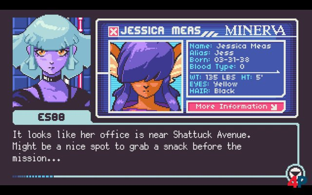 Screenshot - Read Only Memories: Neurodiver (PC)