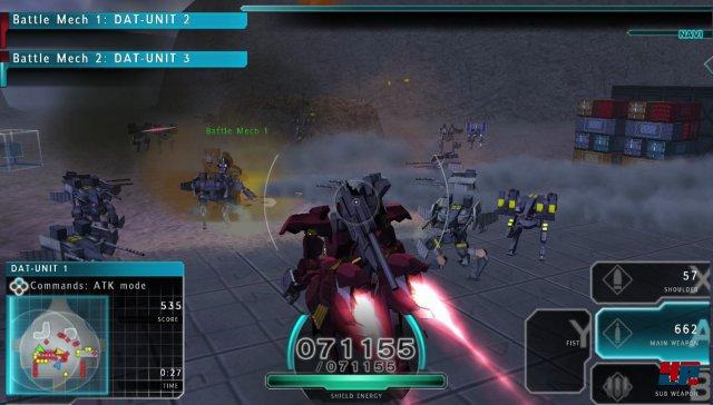 Screenshot - Assault Gunners HD Edition (Switch) 92568829