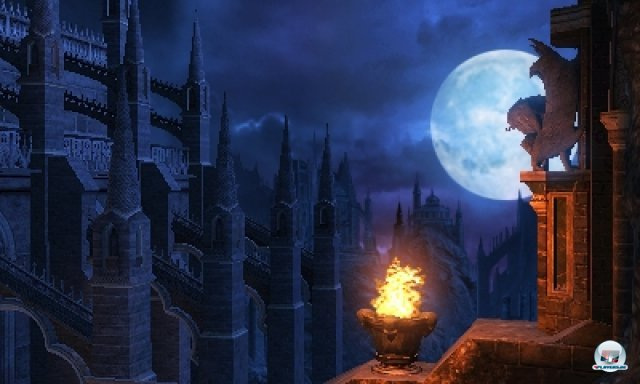 Screenshot - Castlevania: Lords of Shadow - Mirror of Fate (3DS) 2384532