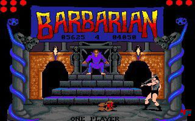 Screenshot - Barbarian: The Ultimate Warrior (Spielkultur) 92488927