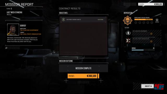 Screenshot - Battletech (PC) 92564501