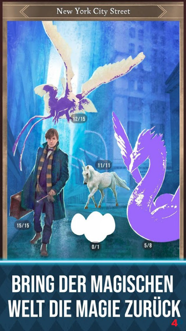 Screenshot - Harry Potter: Wizards Unite (Android) 92590952