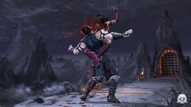 Screenshot - Mortal Kombat (360) 2217357