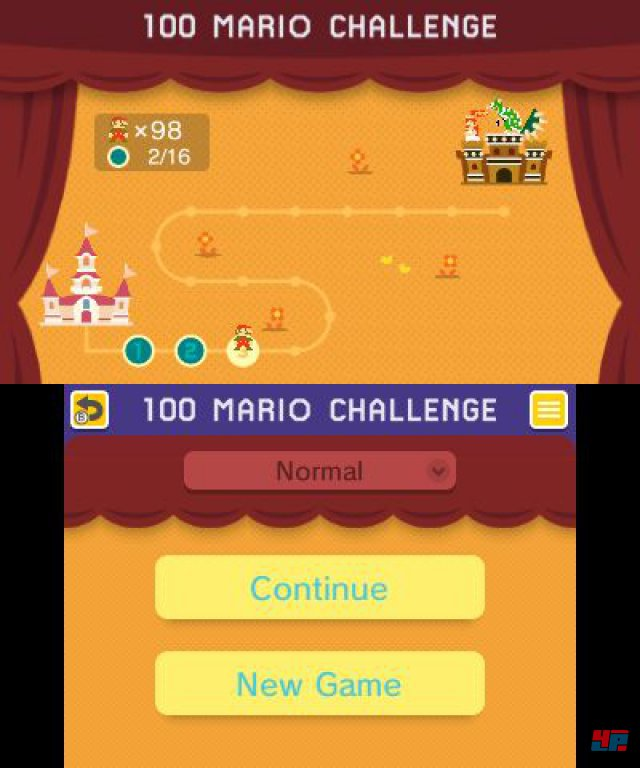 Screenshot - Super Mario Maker (3DS) 92537086