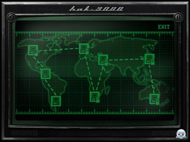 Screenshot - The Hacker (iPad)