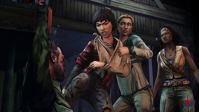 Screenshot - The Walking Dead: Michonne (360) 92524425