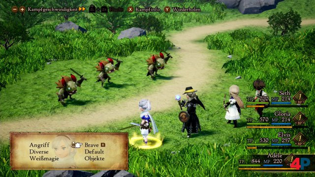 Screenshot - Bravely Default 2 (Switch) 92635815
