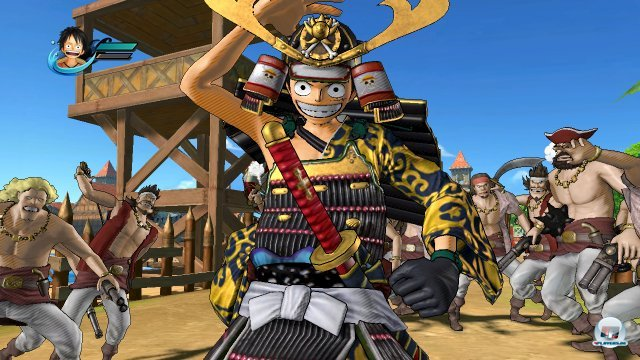 Screenshot - One Piece: Pirate Warriors (PlayStation3)