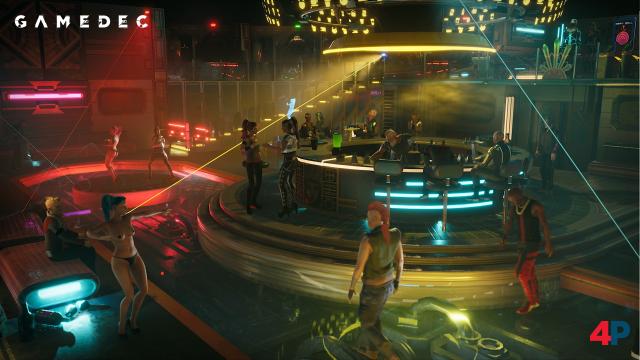 Screenshot - Gamedec (PC)