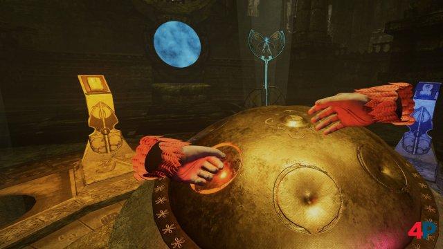 Screenshot - Rhythm of the Universe: IONIA (HTCVive, OculusRift, ValveIndex, VirtualReality)