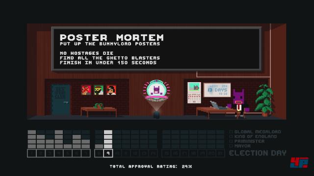 Screenshot - Not A Hero (XboxOne) 92525497