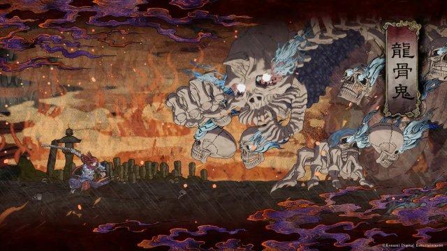 Screenshot - GetsuFumaDen: Undying Moon (PC, Switch) 92639426