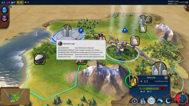 Screenshot - Civilization 6 (PS4) 92600732
