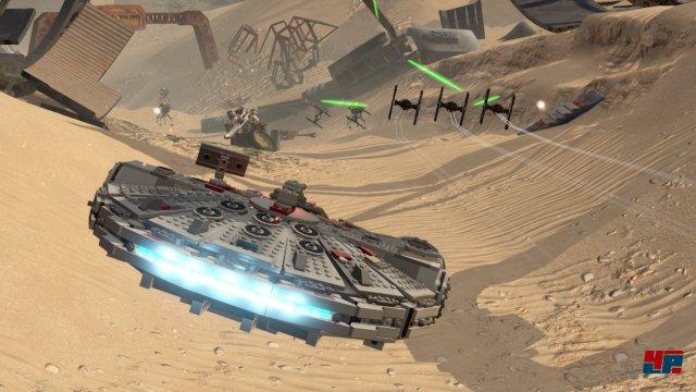 Screenshot - Lego Star Wars: Das Erwachen der Macht (360) 92519524