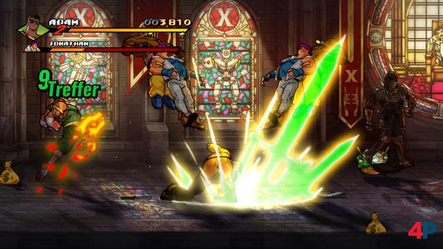 Screenshot - Streets of Rage 4 (PS4) 92612050