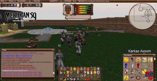 Screenshot - Meridian 59 (PC) 92541429