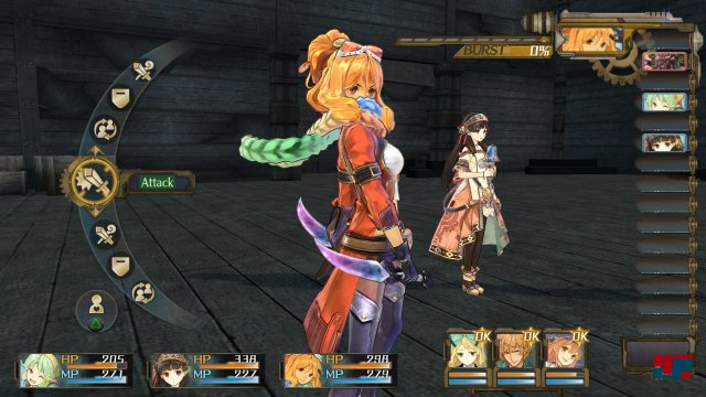 Screenshot - Atelier Shallie: Alchemists of the Dusk Sea (PlayStation3) 92499504