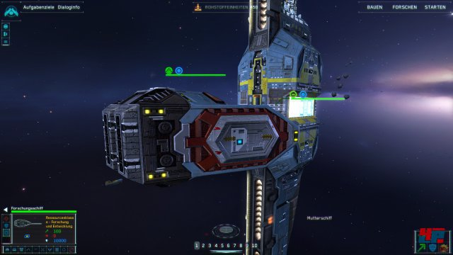 Screenshot - Homeworld Remastered Collection (PC) 92500150