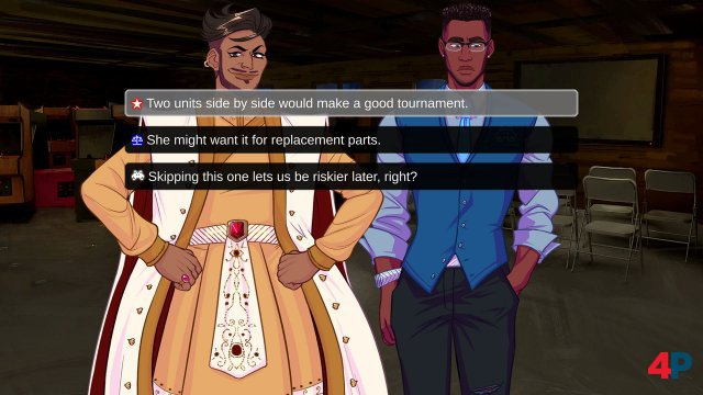 Screenshot - Arcade Spirits (PS4) 92612172