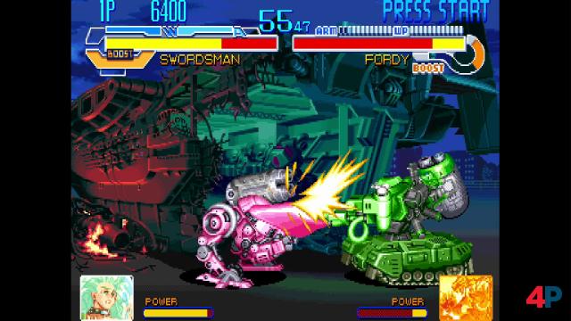 Screenshot - Capcom Home Arcade (Spielkultur) 92599666