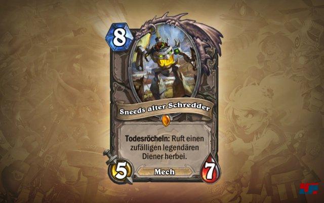 Screenshot - Hearthstone: Heroes of Warcraft (iPad) 92495906