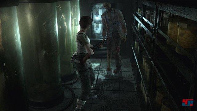 Es geht doch nichts über den guten, alten Zombie als Standard-Gegner.