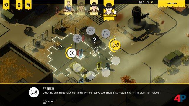 Screenshot - Rebel Cops (PC)