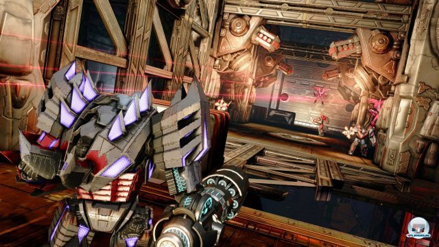 Screenshot - TransFormers: Untergang von Cybertron (360) 2390372