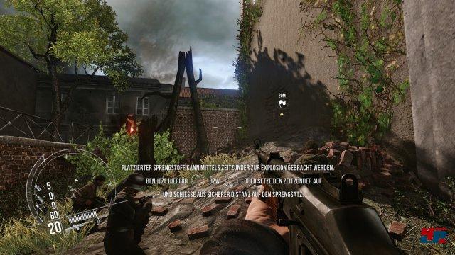 Screenshot - Enemy Front (PC)