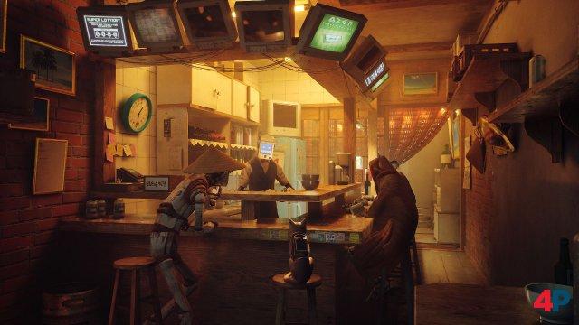 Screenshot - Stray (PlayStation5)