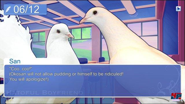 Screenshot - Hatoful Boyfriend (PC) 92490585