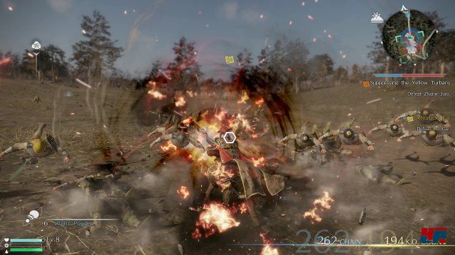Screenshot - Dynasty Warriors 9 (XboxOneX) 92559802