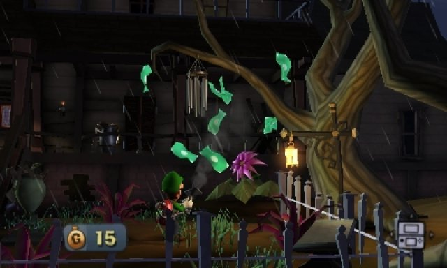 Screenshot - Luigi's Mansion 2 (3DS)