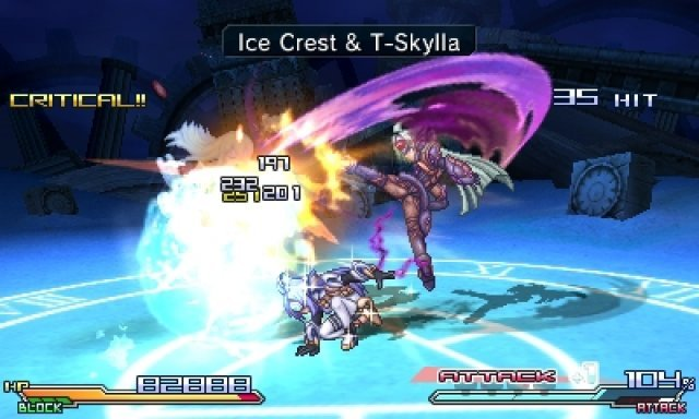 Screenshot - Project X Zone (3DS) 92462947