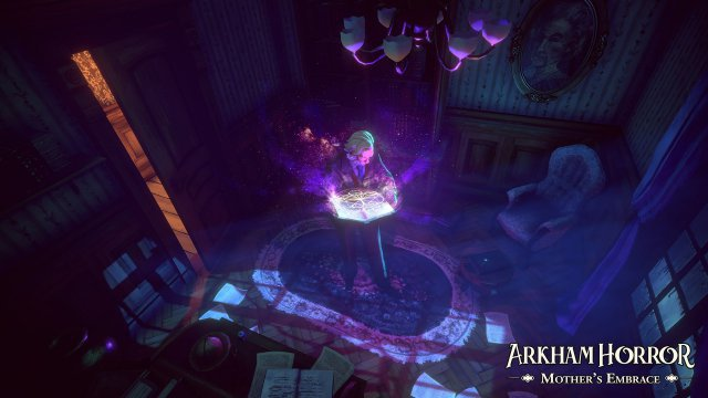 Screenshot - Arkham Horror: Mother's Embrace (Mac, PC)