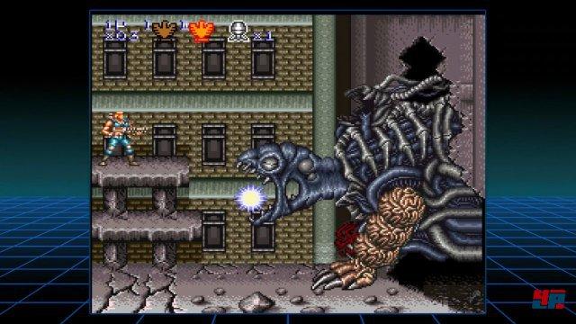 Screenshot - Contra 3: The Alien Wars (SuperNES) 92553184